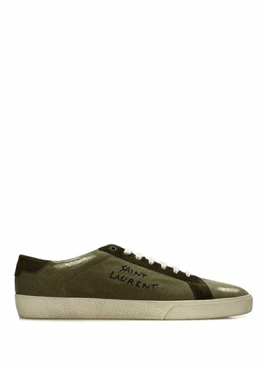 Saint Laurent Sneakers Haki